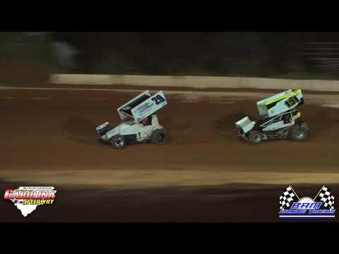 Carolina Sprint Tour Feature - Carolina Speedway 4/30/21 - dirt track racing video image