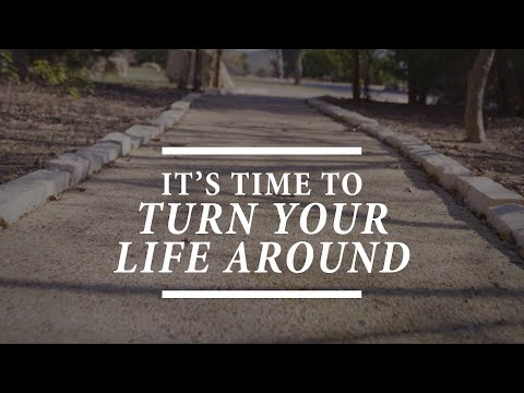 It's Time To Turn Your Life Around - Tony Evans Sermon Series Offer
