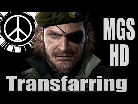 MGS: Peace Walker - How to use Transfarring - UCKy1dAqELo0zrOtPkf0eTMw
