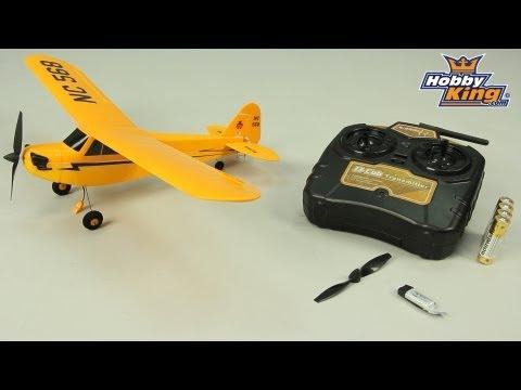 HobbyKing Daily - HobbyKing Micro J3 Cub - UCkNMDHVq-_6aJEh2uRBbRmw