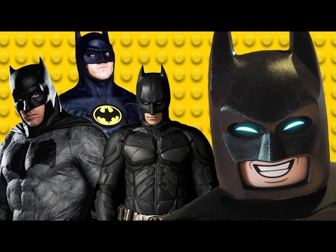 LEGO Batman Is One of The Best-Reviewed Batman Movies Yet - Up At Noon Live! - UCKy1dAqELo0zrOtPkf0eTMw