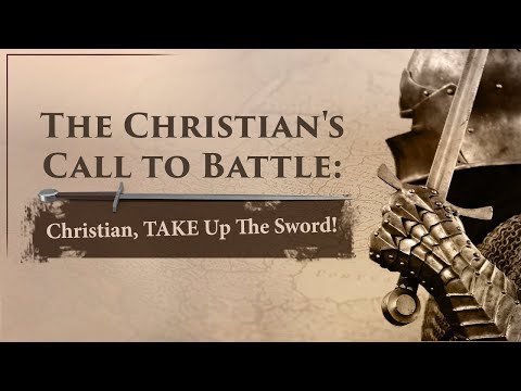 Christian, Take the Sword of the Spirit! - Tim Conway