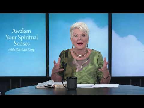 Awaken Your Spiritual Senses // Patricia King