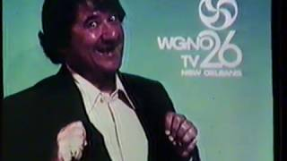 1/13/1981 WGNO Channel 26 Promos and Bumpers New Orleans LA
