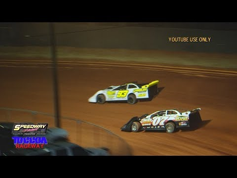Toccoa Speedway March 17, 2018 - dirt track racing video image