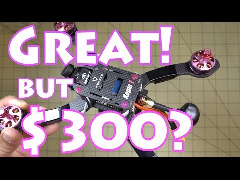 Holybro Kopis 1 Racing Drone Review  - UC_x5XG1OV2P6uZZ5FSM9Ttw