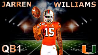 Miami Hurricanes Football (JARREN WILLIAMS BREAKDOWN)