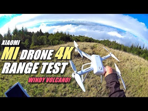 XIAOMI MI Drone 4K Windy Range Test - How far will it go? - UCVQWy-DTLpRqnuA17WZkjRQ