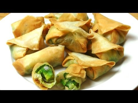 Avocado Egg Rolls | One Pot Chef