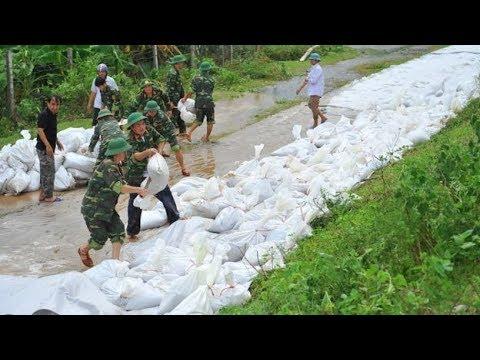 Mưa lũ và lụt lớn ở VN - bình luận, cập nhật