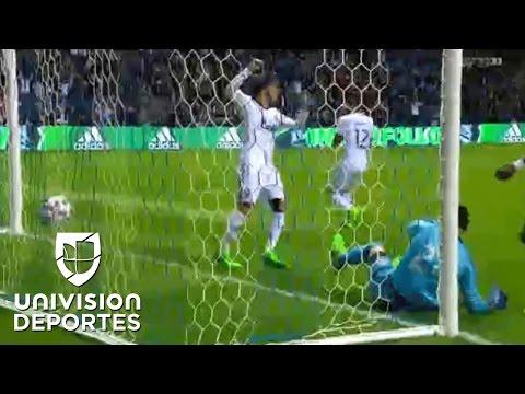 Fredy Montero adelanta a Vancouver en el clásico ante su ex equipo con gol de cabeza | MLS