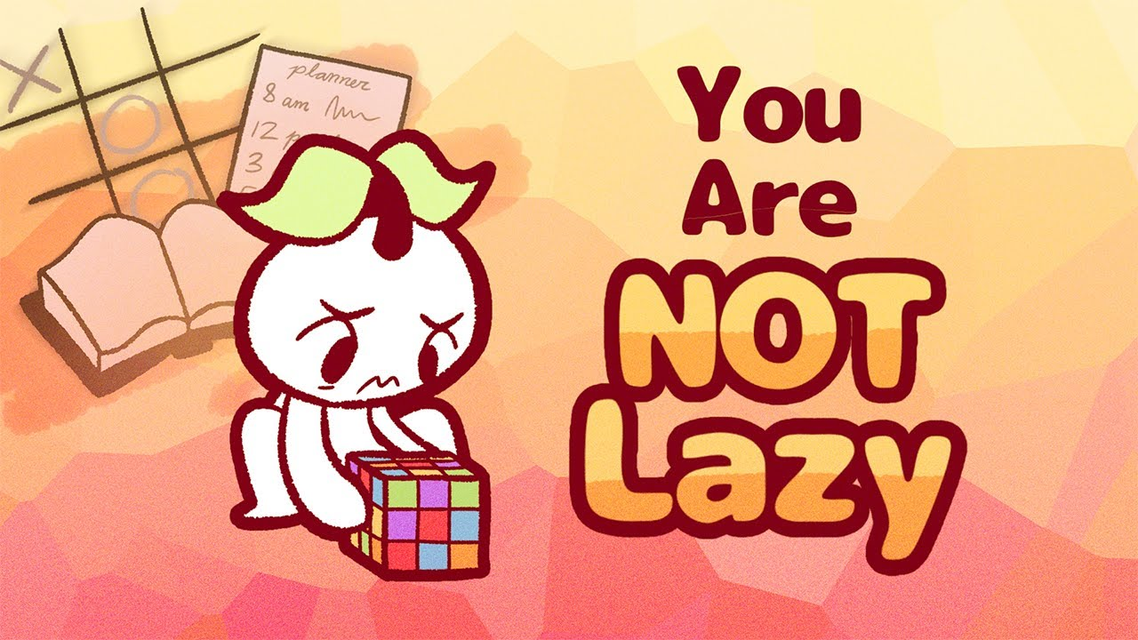 5 Signs You Have ADHD, Not Laziness