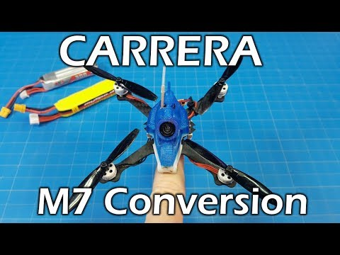 Carerra TomoQuads - Brushless Whoop Conversion - UCBGpbEe0G9EchyGYCRRd4hg