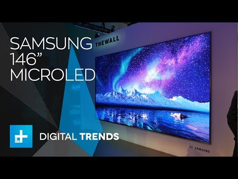 Samsung 146-inch MicroLED 4K TV and 85-inch 8K - UC8wXC0ZCfGt3HaVLy_fdTQw