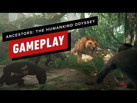 13 Minutes of Ancestors: The Humankind Odyssey Gameplay - UCKy1dAqELo0zrOtPkf0eTMw