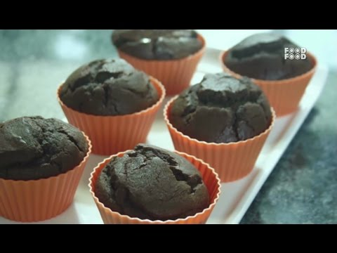 Sunny Side Up | Chocolate Cupcakes Recipe | Chef Chinu | Healthy Recipe
