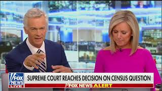 Fox's Judge Napolitano Calls SCOTUS Decison on Census a 'Significant Defeat' for Trump