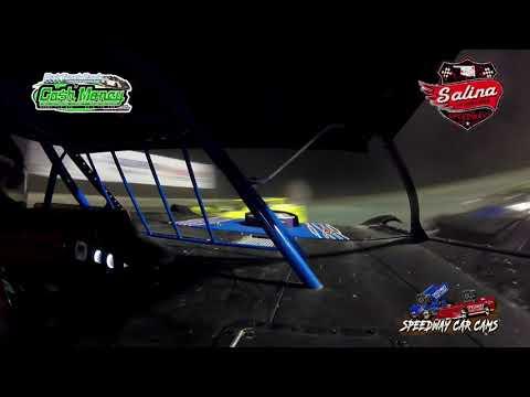 #67 Jimmy Vanzandt - Cash Money Late Model - 5-1-2021 Salina Highbanks Speedway - In Car Camera - dirt track racing video image