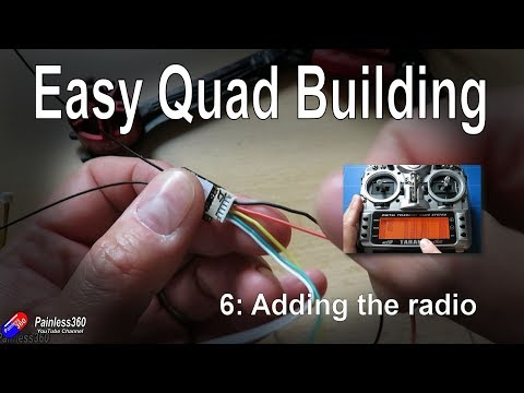 Quad Build for Beginners (S8.6): Setting up the radio - UCp1vASX-fg959vRc1xowqpw