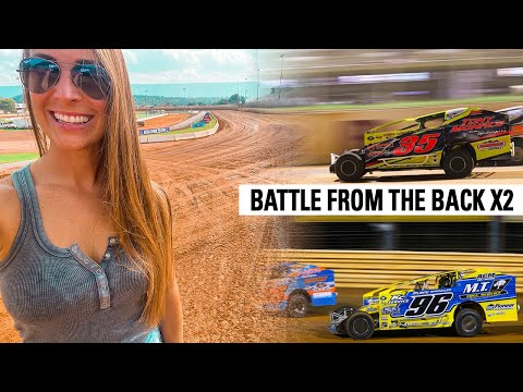 Speed Showcase At Port Royal Speedway Day No.2 - dirt track racing video image