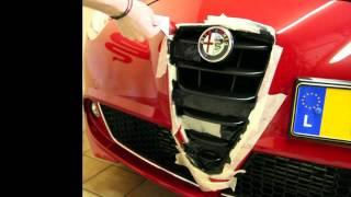 Verniciare mascherina Alfa Romeo MITO