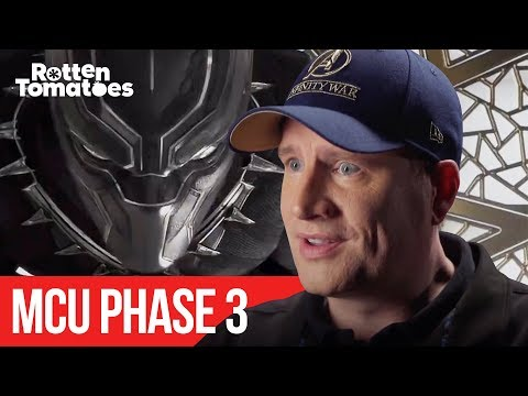 MCU Phase Three: Marvel Studios President Kevin Feige On Black Panther and More | Rotten Tomatoes - UCE0Wkd9Jcn2-TNo5G8bLQrA