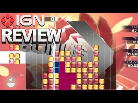 IGN Reviews - Lumines: Electronic Symphony - Game Review - UCKy1dAqELo0zrOtPkf0eTMw