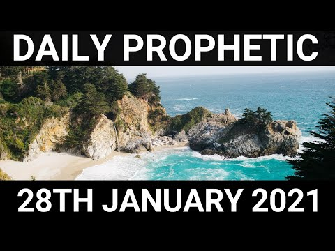 Daily Prophetic 28 January 2021  1 of 7
