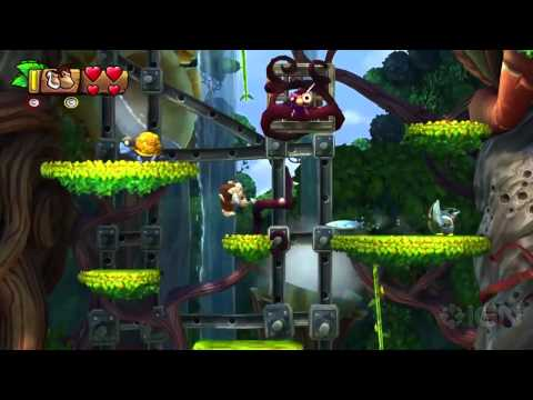 Donkey Kong Country Tropical Freeze Cranky Trailer - UCKy1dAqELo0zrOtPkf0eTMw