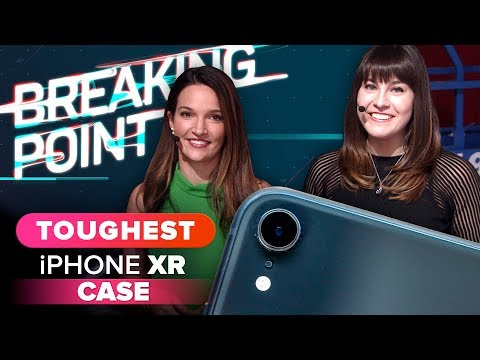 Who holds the title of toughest iPhone XR case at CES 2019? - UCOmcA3f_RrH6b9NmcNa4tdg