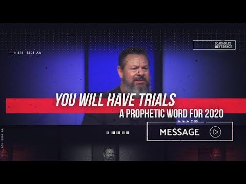 July 19th - DestinyYUMA - You Will Have Trials