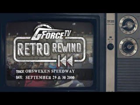 Retro Rewind - Merrittville Speedway - June 20, 2002 - dirt track racing video image