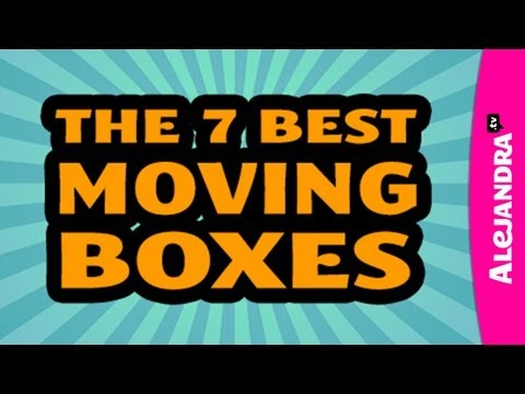 Cheap Moving Boxes for Packing - UCcvu0uB6SzugED_5FEC7Z0Q
