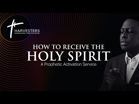 How To Receive The  Holy Spirit   Pst Bolaji Idowu  15th August 2021