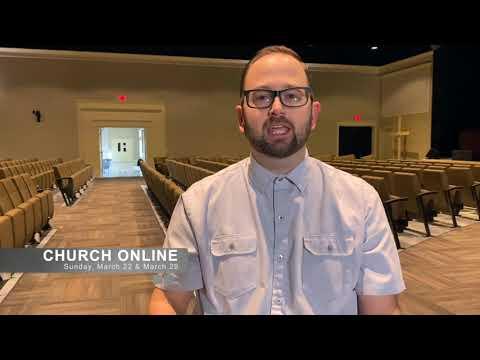 Service Update - Church Online