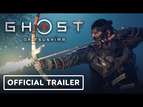 Ghost of Tsushima - Official Trailer | The Game Awards - UCKy1dAqELo0zrOtPkf0eTMw