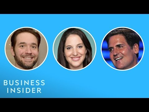 Danica Patrick, Alexis Ohanian, and Mark Cuban Talk Cars & Investing In The Future   IGNITION 2018 - UCcyq283he07B7_KUX07mmtA