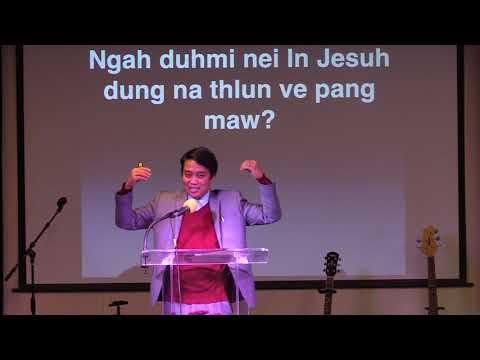 PASTOR HRE MANG  JESUH DUNGTHLUNTU 2019