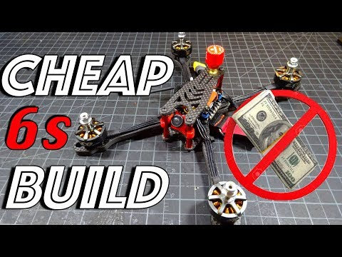 The CHEAPEST Drone WORTH BUILDING : Sub $200 Racing Quad - UC2c9N7iDxa-4D-b9T7avd7g