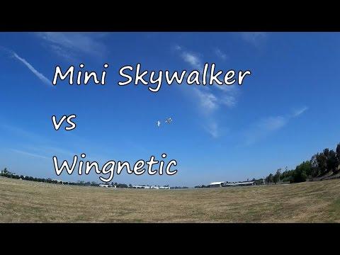 Mini Skywalker vs Wingnetic - UCnJyFn_66GMfAbz1AW9MqbQ