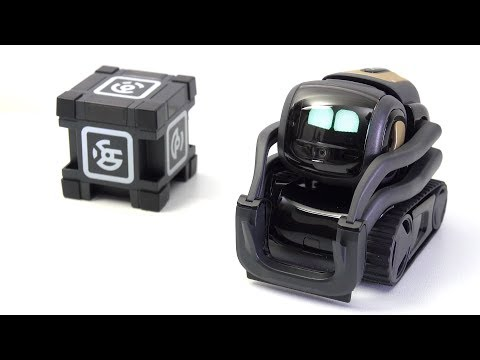Anki Vector Home Robot REVIEW - UC5I2hjZYiW9gZPVkvzM8_Cw