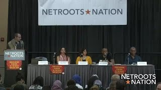 Marc Lamont Hill Warns Journos About Zionist-Controlled Media At Jew-Bashing Netroots Nation Summit