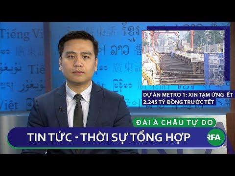 Tin nóng 24h 18/01/2019 | Dự án Metro số 1: Xin tạm ứng 2.245 tỷ đồng trước Tết