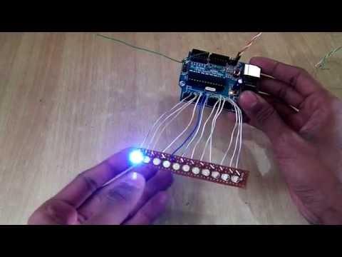 #40 EMF Detector using arduino - UCjQ-YHwNTbUQLVzZQFjsDsQ