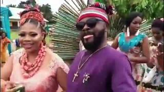 Chief Imo Comedy || chief imo & oriental brothers || spotted with lady somewhere in Imo state