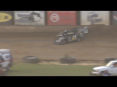 NBTF | Florence Speedway | 7/24/21 | Mills / Hensley - dirt track racing video image