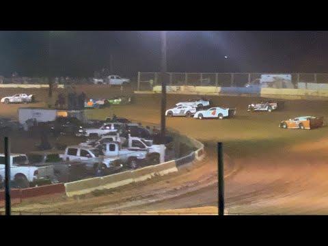 10/2/2021 Main Super Sportsman Cherokee Speedway - dirt track racing video image
