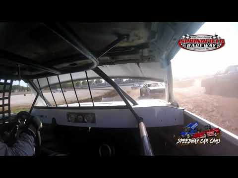 #15S Trey Clough - Pure Stock - 9-5-2021 Springfield Raceway - In Car Camera - dirt track racing video image