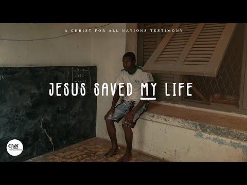 Jesus Saved My Life  Bony Marc Arthur's Story