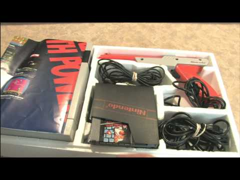 Classic Game Room HD - NES ACTION SET Unboxing Review - UCh4syoTtvmYlDMeMnwS5dmA